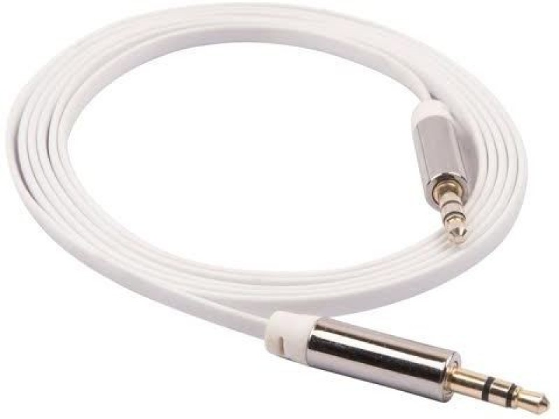BLACKCAT MT-F AUX Cable(White)
