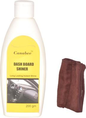 Canabee Dashboard Shiner, Cloth Combo