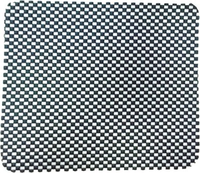 AutoStark 1 Car Body Cover, 1 Black Non Slip Mat Combo