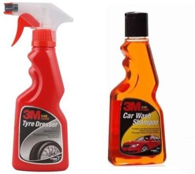 3M Diy Dash Board Dresser 250 Ml Car Washer(250 ml), Specialty Car Washer(250 ml) Combo