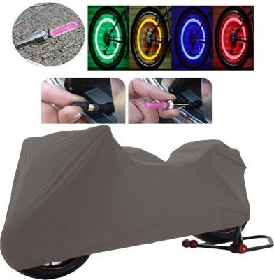 KazamaKraft Bajaj Duke 390, 1Pair Tyre Light (Motion Sensor) Combo