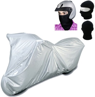 WildPanther 1 Bajaj Discover, 1 Face Mask Combo