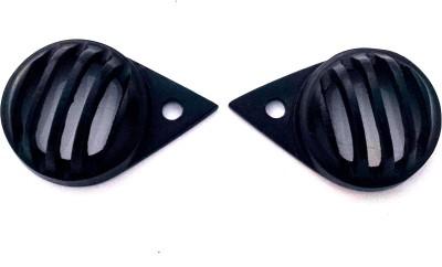 HMRA Power Matte Black Pilot/Parking Light Cover Bike Headlight Grill
