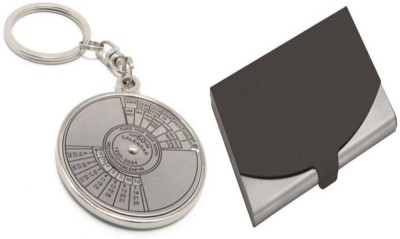 Retina 1x KeyChain,1x Pocket Card Holder Combo