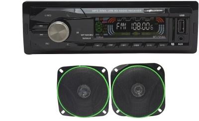 Worldtech 1 FM Player, 1 Speaker Set Combo