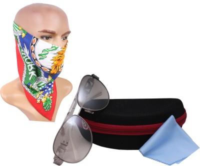 Sushito Rider Google and Headwrap Combo