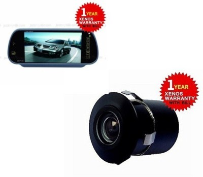 Xenos bumble bee 18.5 Camera, Rear view Mirror Monitor Combo