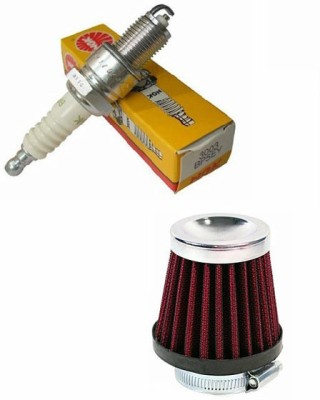 NGK 1 Spark Plug, 1 AirFilter-HondaCBTwister Combo