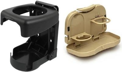 Retina 1x Car Drink Holder,1x Premium Stable Car Dring Holder Combo