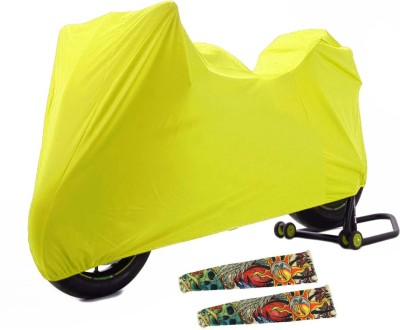 Time 1 TVS Max Yellow Cover, 1 With Arm Sleeves Combo