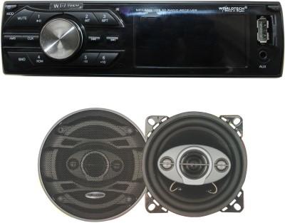 Worldtech 1 Music System, 1 Speaker Set Combo