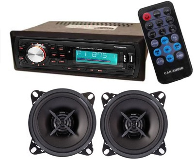 Sony 1 Car MP3 Stereo, 2 Car Speaker Combo