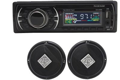 Pulse Audio 1 FM/USB Player, 1 Speaker Set Combo