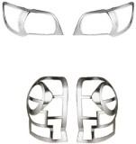 Carsaaz 2 Headlight Molding Chrome, 2 Ta...