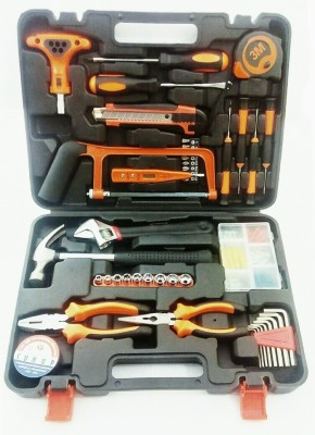 ToolMax TCS01 Hand Tool Kit(43 Tools)