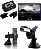 AutoSun Combo - Dash Board Clock, Car Mo...