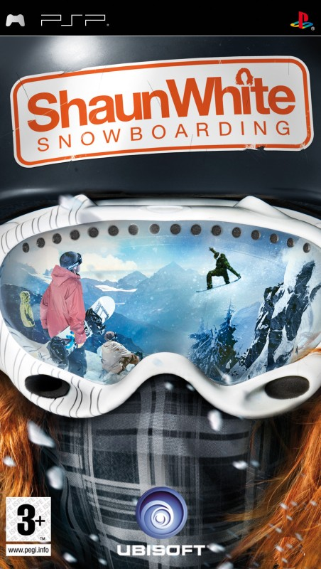 Shaun White Snowboarding(for PSP)