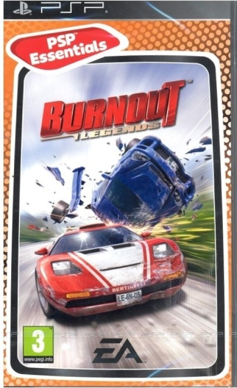 Burnout : Legends(for PSP)