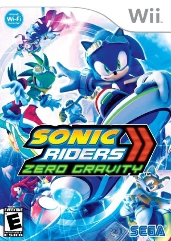 Sonic : Riders Zero Gravity(for Wii)