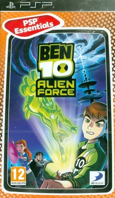 Ben 10: Alien Force(for PSP)