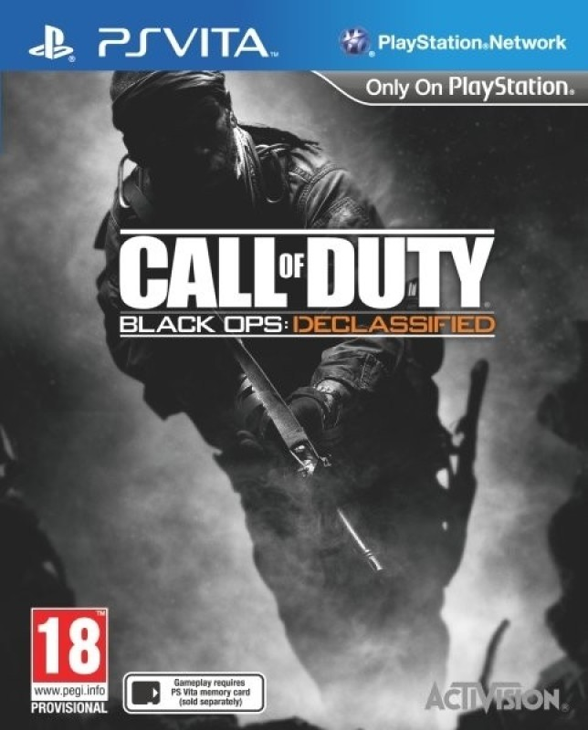Call Of Duty: Black Ops Declassified(for PS Vita)