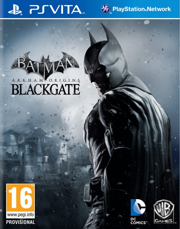 Batman: Arkham Origins Blackgate(for PS Vita)