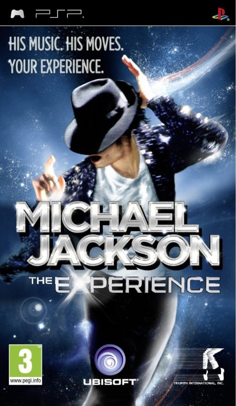 Michael Jackson : The Experience(for PSP)