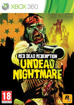 Red Dead Redemption: Undead Nightmare (Add On)(for Xbox 360)