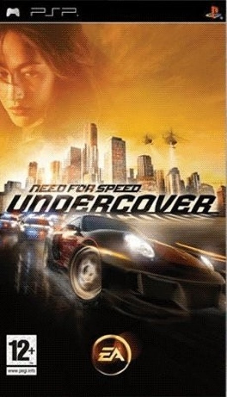 Need For Speed: Undercover(for PSP)