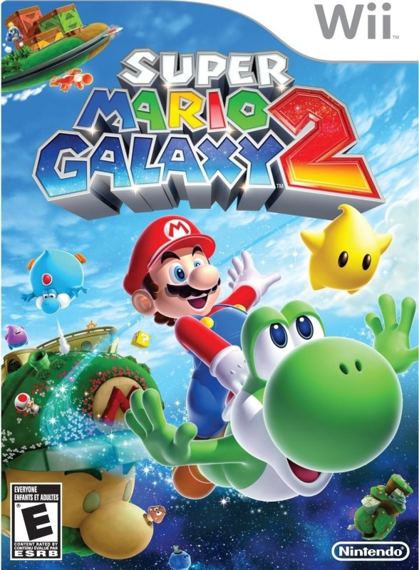 Super Mario Galaxy 2(for Wii)
