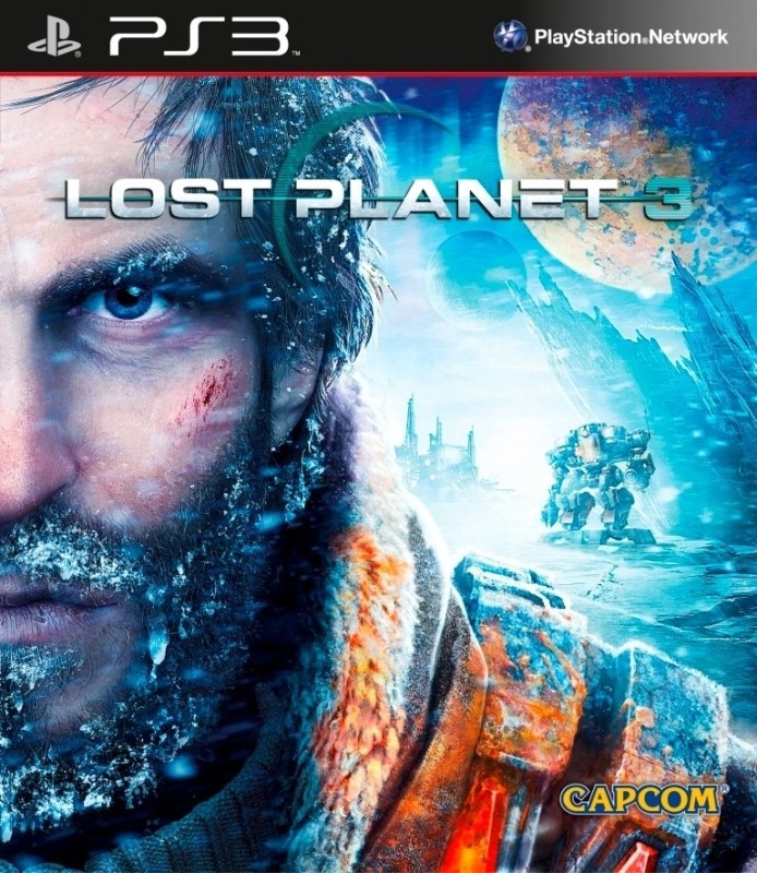 Lost Planet 3(for PS3)