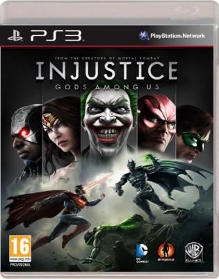 Injustice- Gods Among Us
