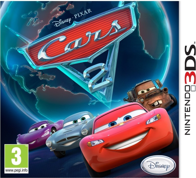 Cars 2(for 3DS)