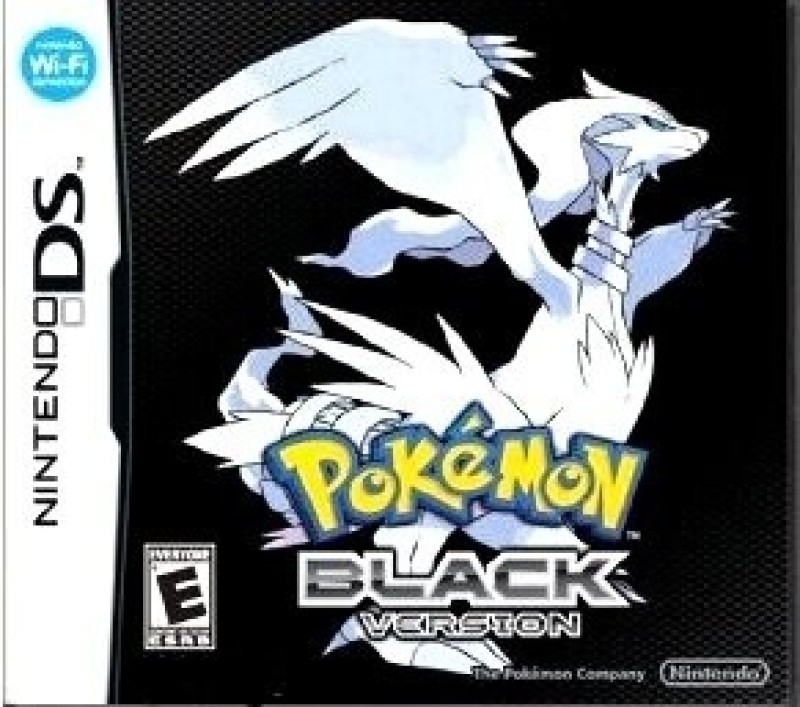 Pokemon : Black Version(for DS)