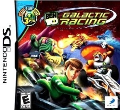 Ben 10 Galactic Racing(for DS)