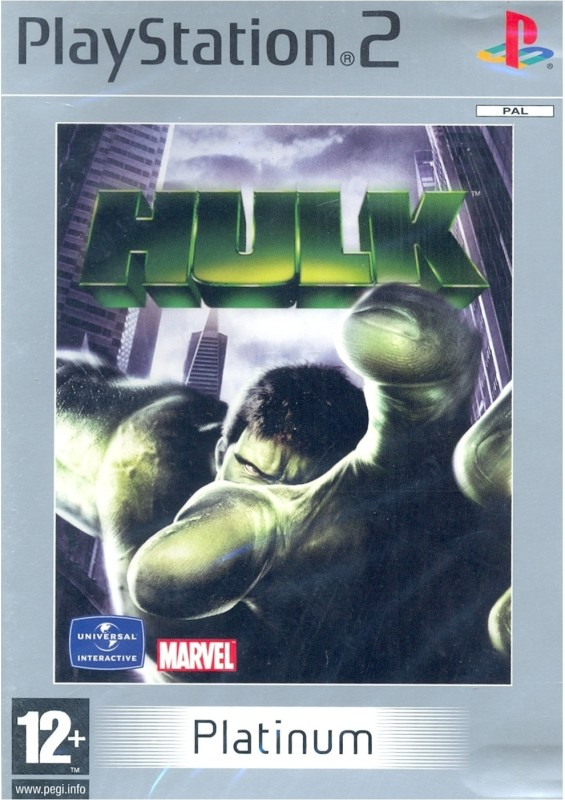 The Hulk(for PS2)