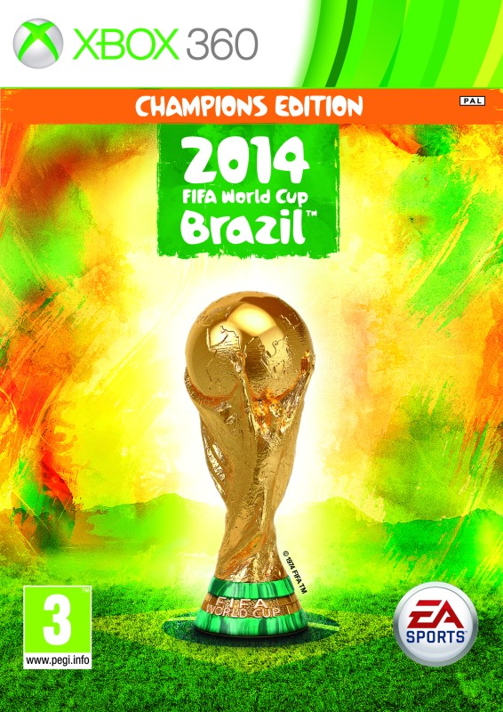 2014 FIFA World Cup Brazil(for Xbox 360)