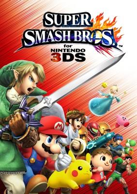 Super Smash Bros. - For Nintendo 3DS
