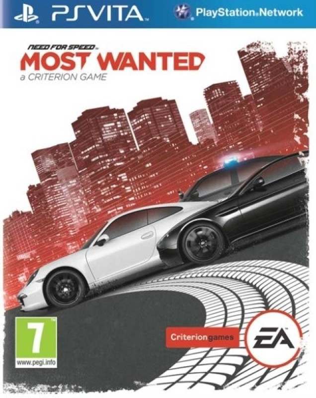 Need For Speed: Most Wanted - 2012(for PS Vita)