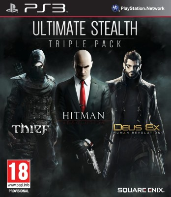 Ultimate Stealth Triple Pack (Includes 3 Games)