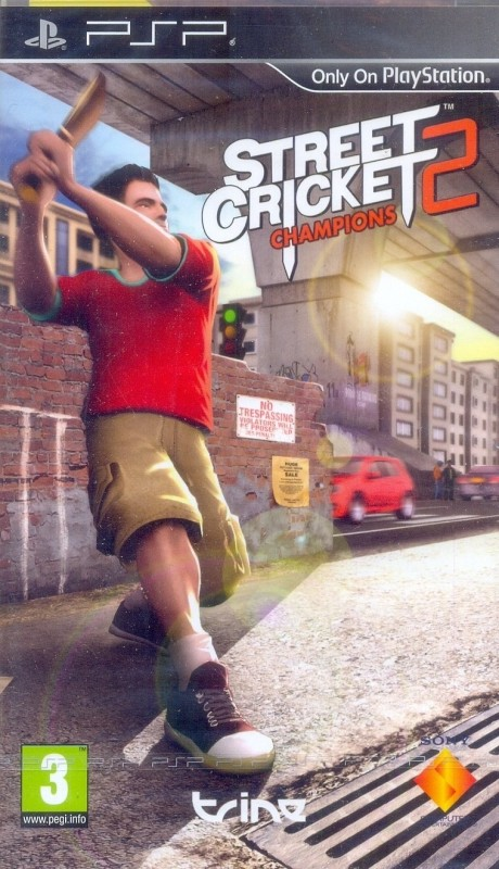 Street Cricket Champions 2(for PSP)