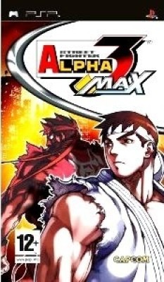 Street Fighter : Alpha 3 Max