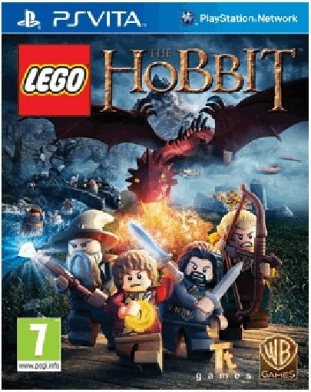 Lego The Hobbit : The Video Game(for PS Vita)