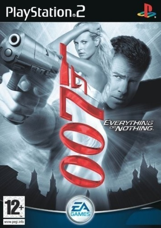 007 : Everything Or Nothing(for PS2)