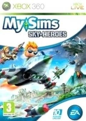 My Sims : Sky Heroes