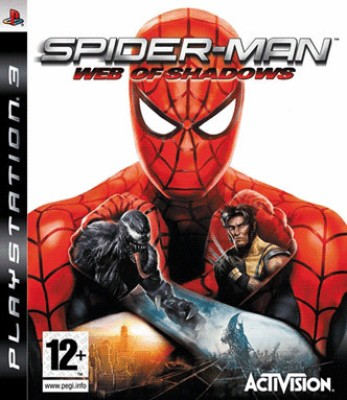 Spider-Man : Web Of Shadows(for PS3)