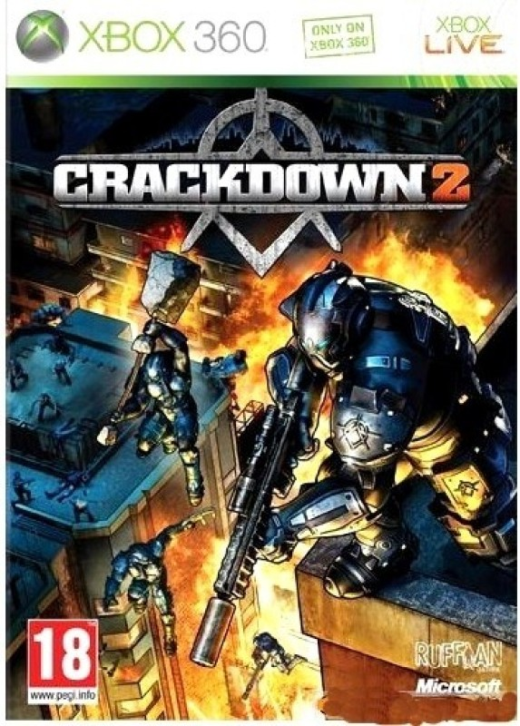 Crackdown 2(for Xbox 360)