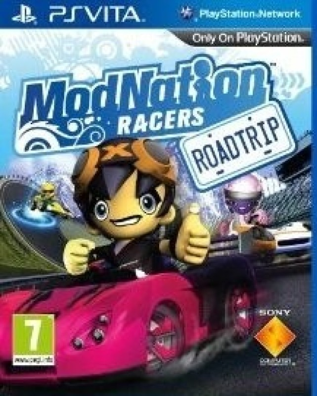 Modnation Racers: Road Trip(for PS Vita)