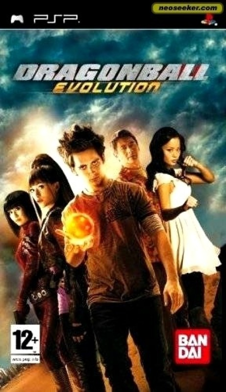 Dragon Ball Evolution(for PSP)