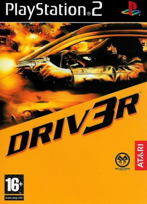 Driv3r(for PS2)
